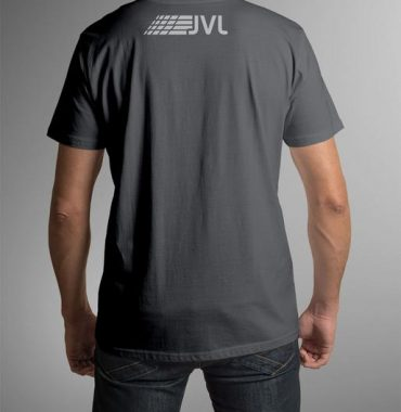JVL Crew Neck Tshirt - Back