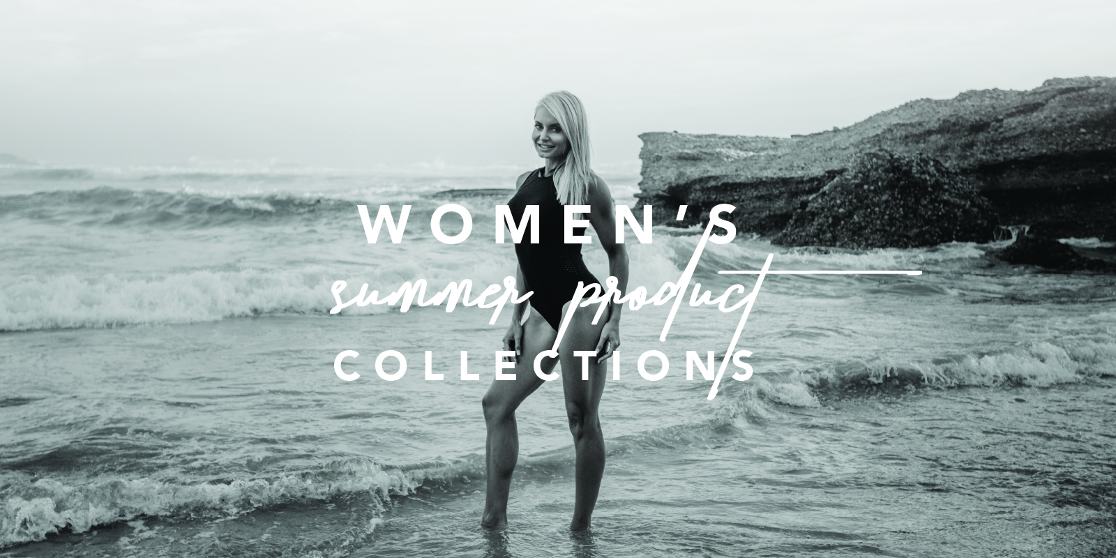 women's summer product collection
