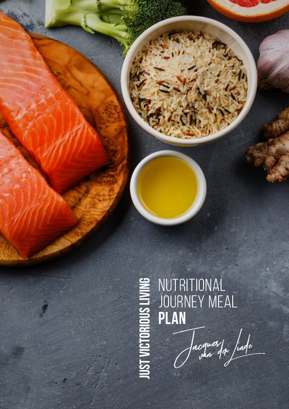 JVL Nutritional Meal Plan