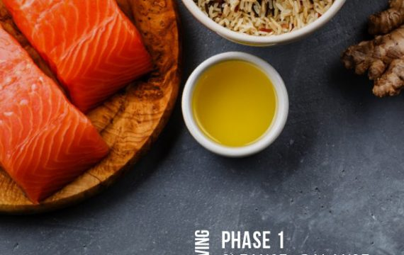 JVL Meal Phase 1 - Cleanse, Balance & Re-store